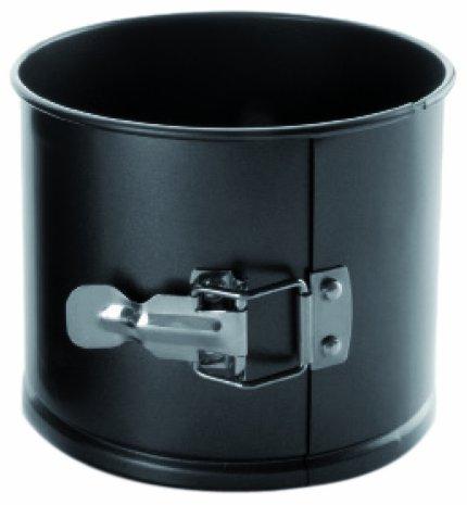 IBILI Panettone-Backform 16x10 cm, Stahlblech, schwarz, 16 x 16 x 10 cm