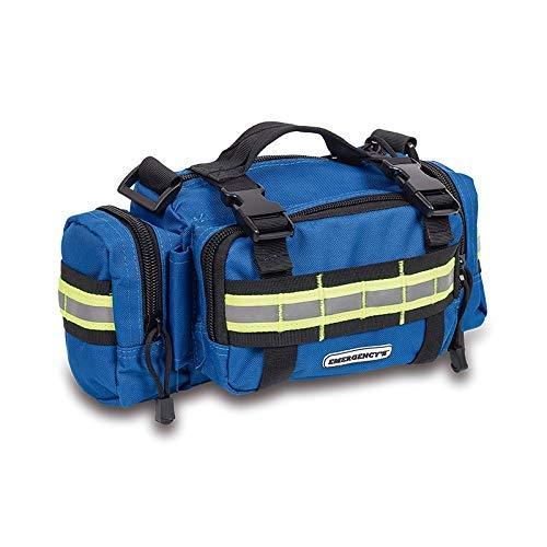 Elite Bags, EMS, Riñonera de rescate, Botiquín primeros auxilios, Azul Royal