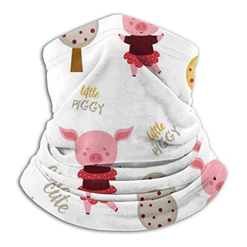 Lzz-Shop Schnittmuster mit Schweinenhals: Haarband, Schal, Kopfbedeckung, Halsband, Angelschlauch, Sportschal
