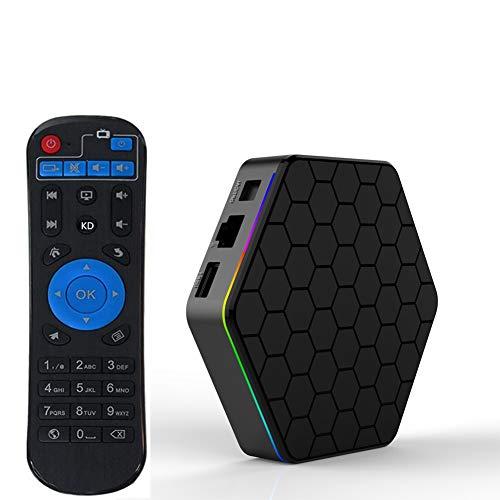 CYGJ Smart TV Box Amlogic S912 Cortex-A53 Mali-T820 MP3 2GB RAM 16GB Rom Android 7.1 TV Box 4K Ultra High Definition Supporto WiFi 2.4 / 5Ghz BT 4.0 Lettori Multimediali in Streaming