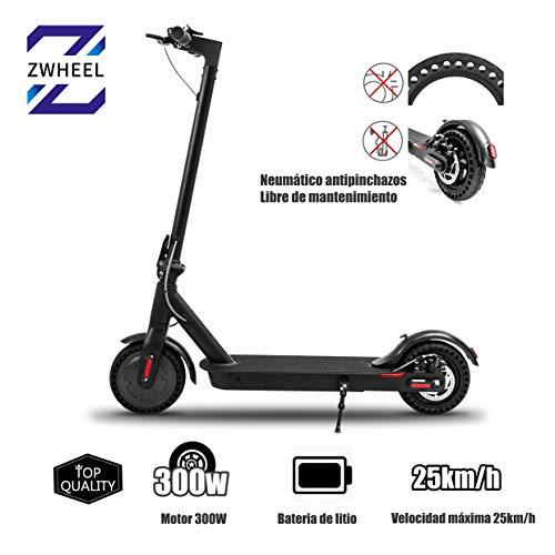 ZWheel ZLion – El mejor patinete eléctrico de potente motor