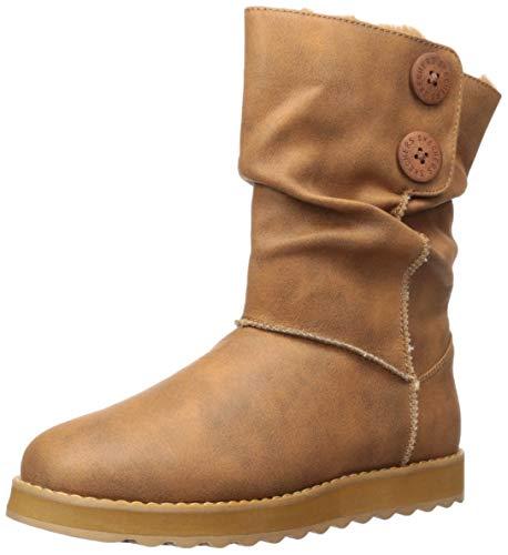 Skechers Keepsakes 2.0 Stiefelletten/Boots Femmes Camel - 35 - Boots