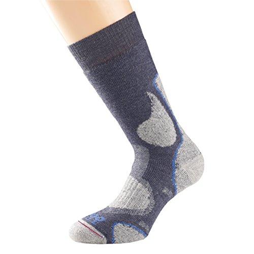1000 Mile Damen Lauf Socken 3 Season S Slate