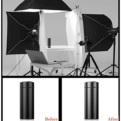 Selens 1 Yard x 67 Inch 1M x 1.7M Diffusion Fabric Nylon Silk White Seamless Light Modifier for Photography Lighting Softbox and Light Tents