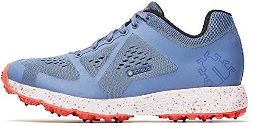 Icebug Women's DTS4 BUGrip Running Shoes Rain/Coral L10