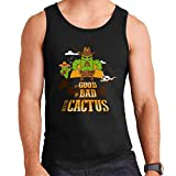 The Good The Bad and The Cactus Cowboy Men's Vest