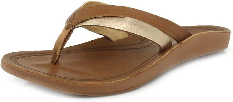 OluKai Women's KaeKae Thong Sandal
