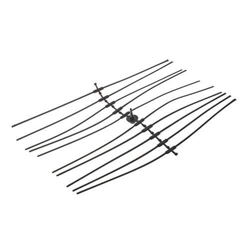 Jardiaffaires Jeu de 20 brins de Fil pour Coupe Bordure Flymo Minitrim Basic ou Minitrim ET20