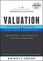 Valuation, DCF Model Download: Measuring and Managing the Value of Companies (Wiley Finance)