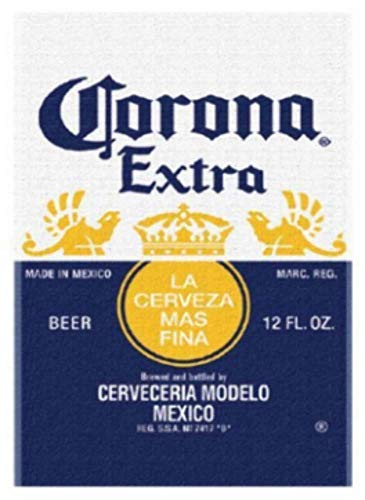 Corona Extra Grande serviette de plage