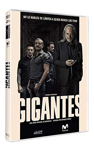 Gigantes - Temporada 1 [DVD]