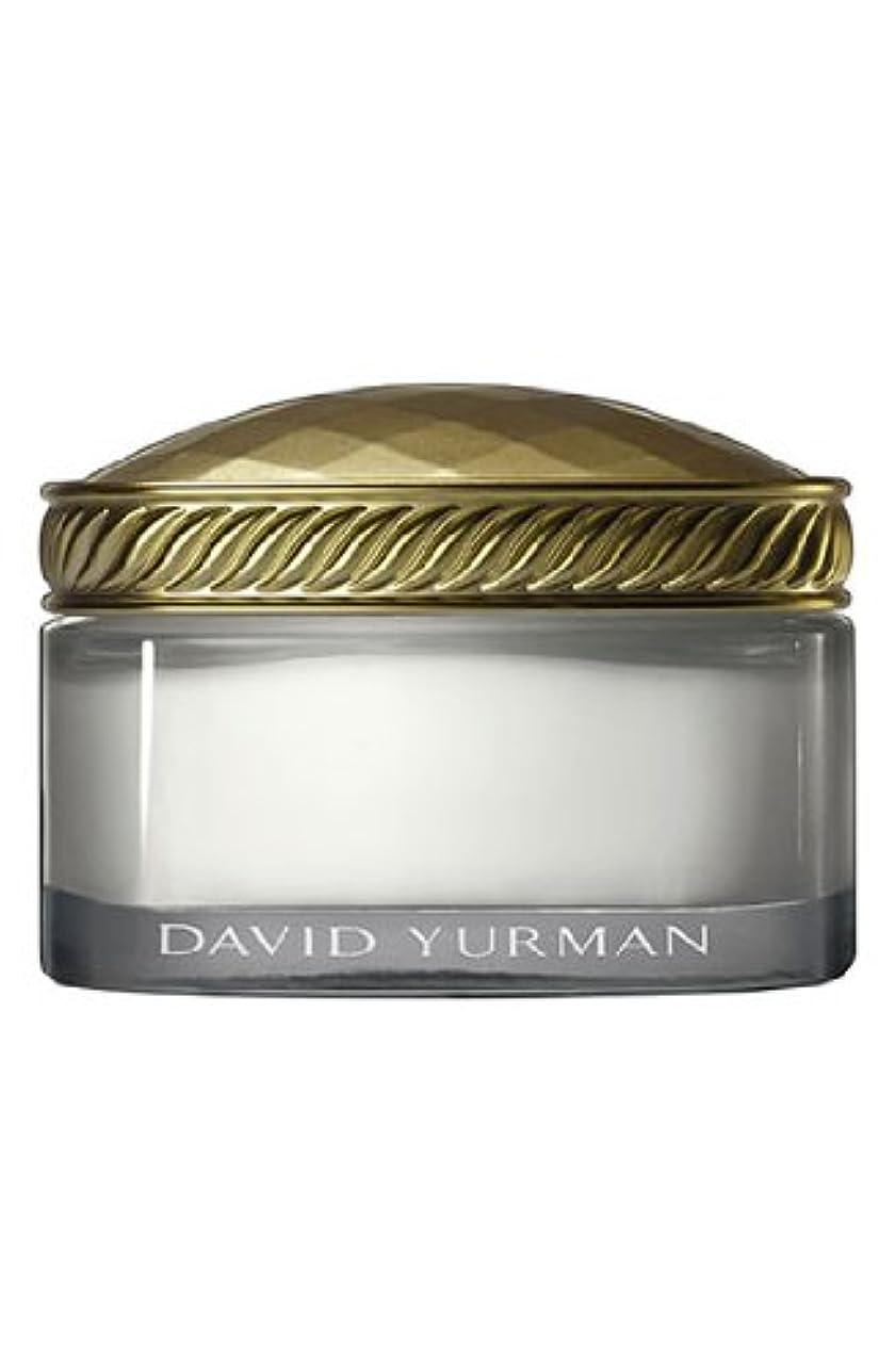 自伝座るアッパーDavid Yurman (デイビッド ヤーマン) 6.7 oz (100ml) Luxurious Body Cream (箱なし) for Women
