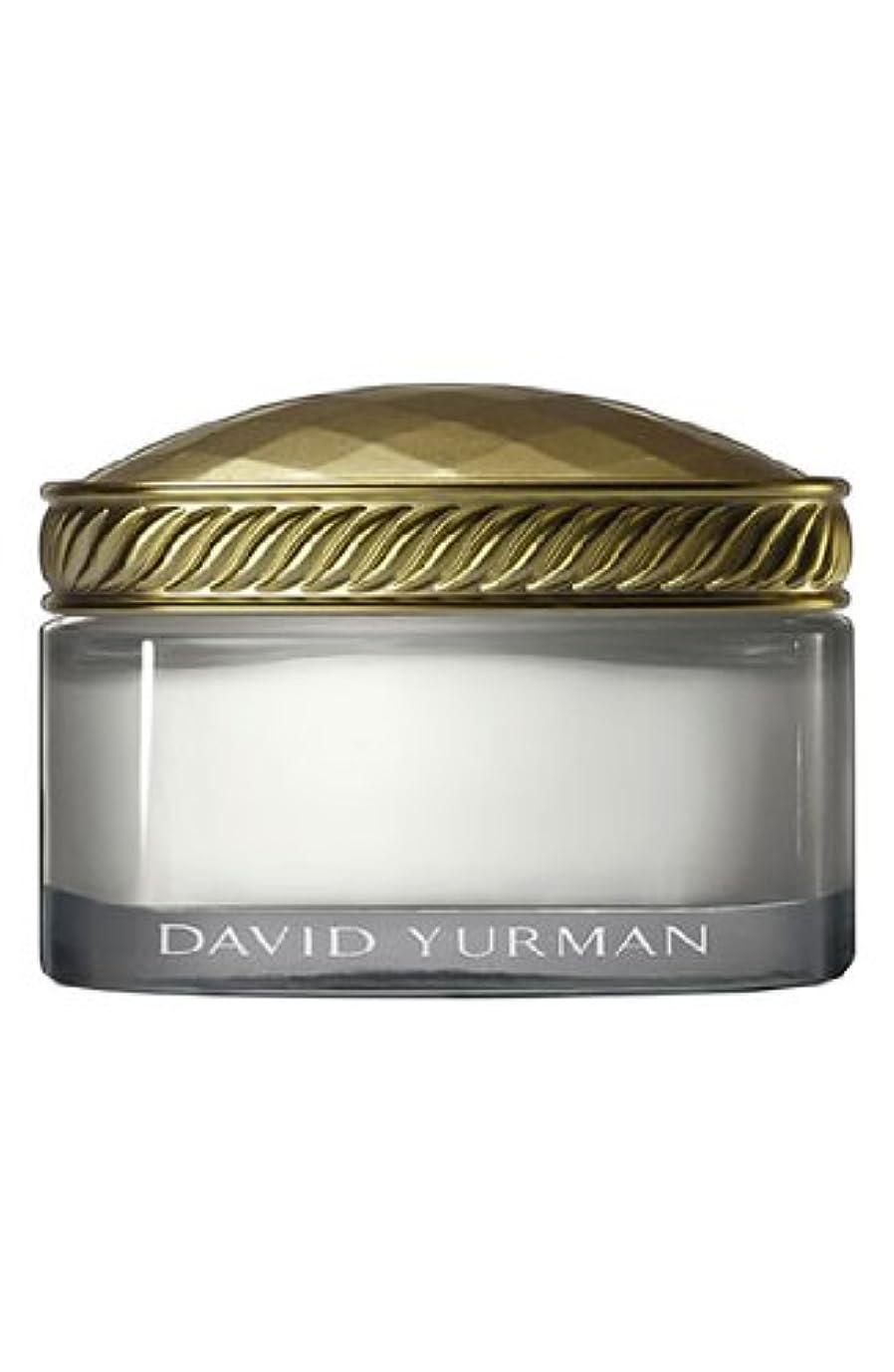 見せます癒すエッセンスDavid Yurman (デイビッド ヤーマン) 6.7 oz (100ml) Luxurious Body Cream (箱なし) for Women