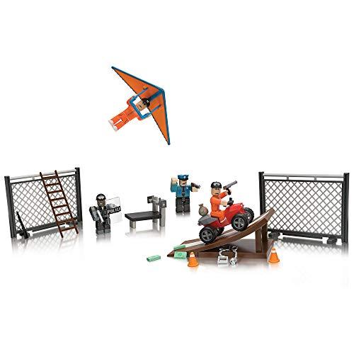 Roblox- Jailbreak: Escape Set Ambiental, Color (Jazwares ROB0216) , color/modelo surtido