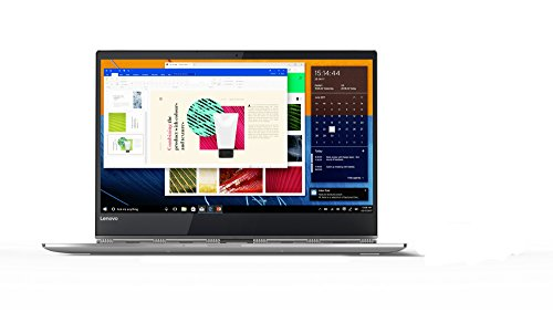 Lenovo Yoga 920 35,3 cm (13,9 Zoll Ultra HD IPS Multi-Touch) Convertible Laptop (Intel Core i7-8550U, 16GB RAM, 1TB SSD, Intel UHD Grafik 620, Windows 10 Home) silber