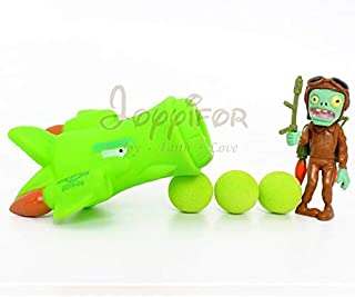 PKRISD 2018 New PVZ Plant Vs Zombies Peashooter PVC Action Figure Model Toy Gifts Toys for Children Brinque Holiday Must Haves 4 Year Old Boy Gifts The Favourite Anime 4T Superhero