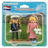 PLAYMOBIL® 5054 PRÍNCIPE Willem-Alexander Y Princesa MÁXIMA DE Holanda