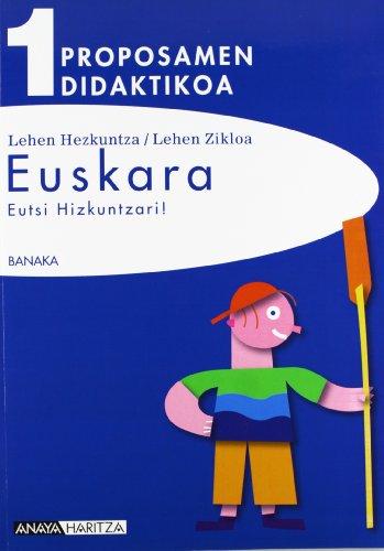 Lh 1 - Euskara Gida - Banaka - Eutsi Hizkuntzari!