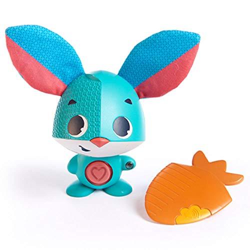 Tiny Love Wonder Buddy Thomas il Coniglietto, Gioco Educativo per Bambini di 1 Anno, Giocattolo Didattico Elettronico Interattivo, dai 12 Mesi