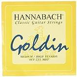 Hannabach 652727 Set Corde per Chitarra Classica Serie 725, Tensione Media/Alta...