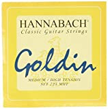 HANNABACH ゴールディン E725MHT Set