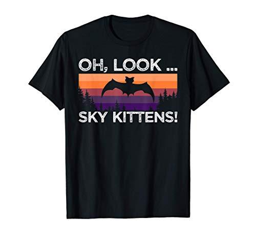 Fledermaus Fledermaus Spruch Fledermäuse Tierliebhaber Bat T-Shirt