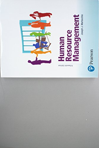 Human Resource Management Plus MyLab Management with Pearson eText -- Access Card Package (15th Edition)