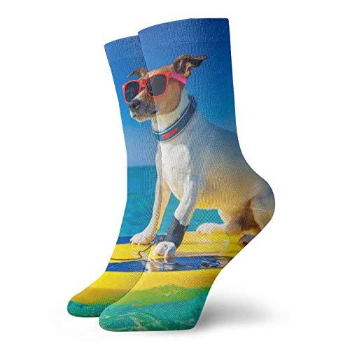 Dog Days Socken für Herren und Damen, leicht, kühl, bequem, geeignet für alle Aktivitäten bei jedem Wetter