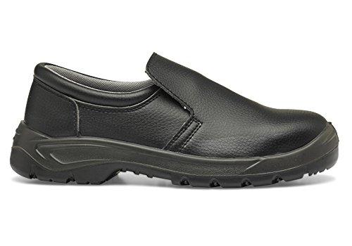 Parade 07sugar * 9894zapato de seguridad bajo negro, Negro, 07SUGAR*98 94 PT44