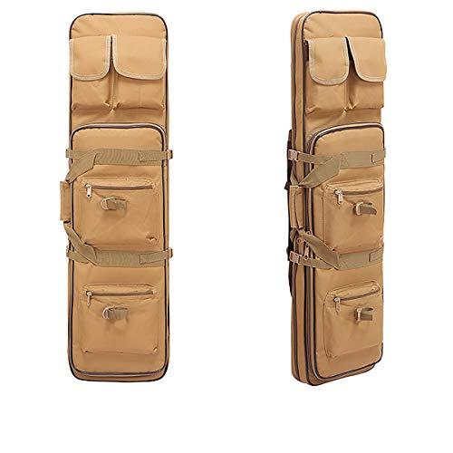 NAWAN Gun Bag Airsoft Storage Bag Backpack Rifle Box Handbag...
