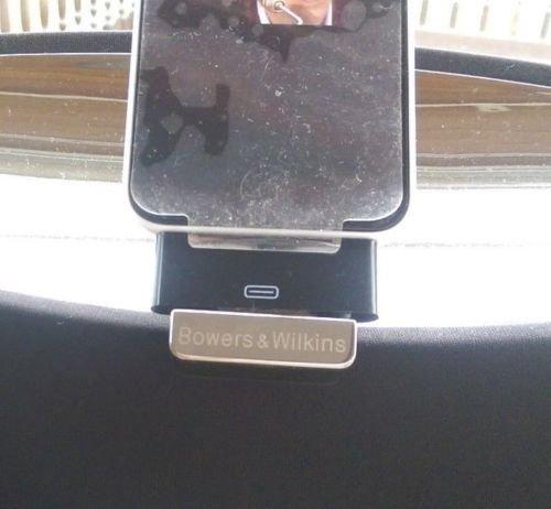 Adaptador Lightning a 30 Pines para B&W Zeppelin Mini Altavoz Dock iPhone 5 5c