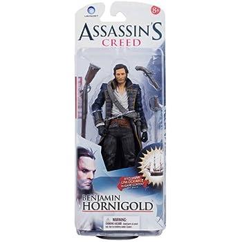 McFarlane Toys Assassins Creed Series 4 Arno Figure 81042-4