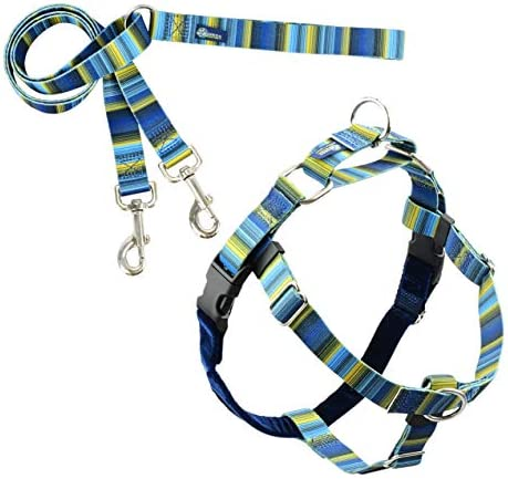 2 Hounds Design Freedom No Pull Dog Harness and...