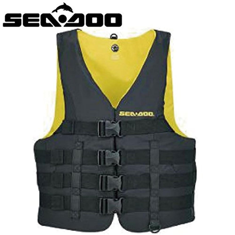 シードゥー MOTION PFD メンズ ライフジャケット 男性用 JCI予備検査承認 正規品 285876 水上バイク 救命胴衣 メンズ SEA DOO MOTION