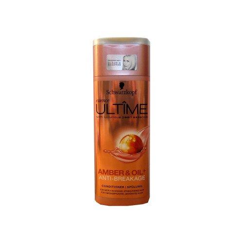 Schwarzkopf Essence Ultime Ambre & Oil Débit 3 Elastiques 250 ml