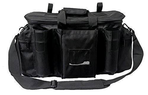 Armeeverkauf Polizei Einsatztasche Tasche mit Schulterriemen und Fächern schwarz Security...
