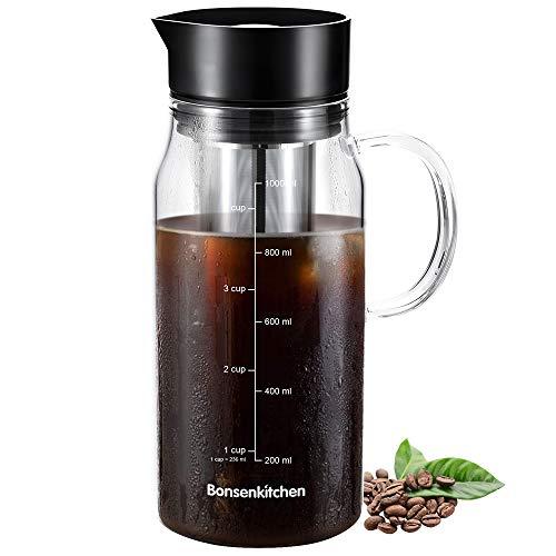 Cold Brew Coffee Maker 1L