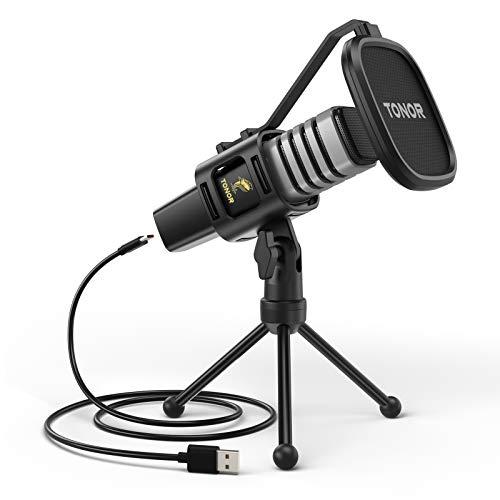 TONOR USB Mikrofon Bild