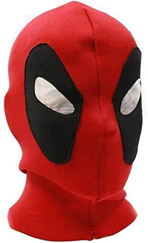 Rodman Halloween Deadpool Headdress Mask Anime Face Mask Hood Cosplay Accessory The Best Choice for a Halloween Party