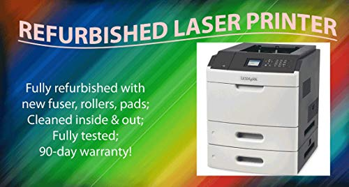 Lexmark MS811dtn - printer - B/W - monochrome - laser - laser [40G0440] -