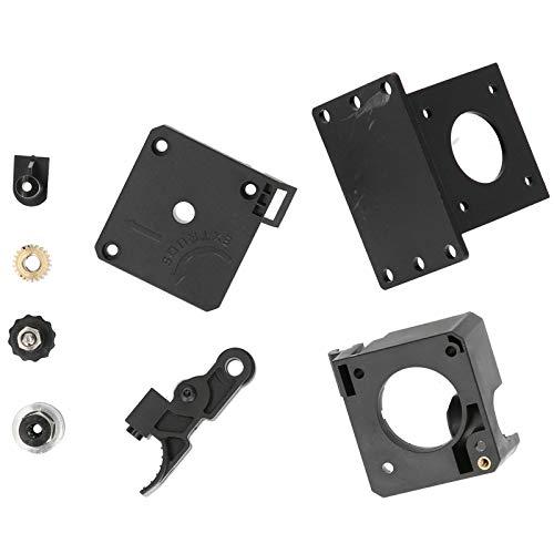 Socobeta Kit de extrusora de Alta confiabilidad Extrusora de alimentación remota Extrusora de Impresora 3D de plástico Accesorio de Impresora 3D Moldeo por inyección Integrado para Impresora 3D con