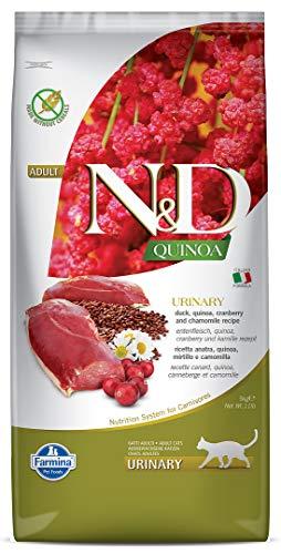 Farmina N&D - Adult Grain Free Anatra Quinoa Urinary da 5 kg