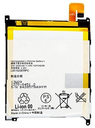 検品済み。Xperia Z Ultra 交換用バッテリー ソニーエクスペリア用 SOL24 LIS1520ERPC