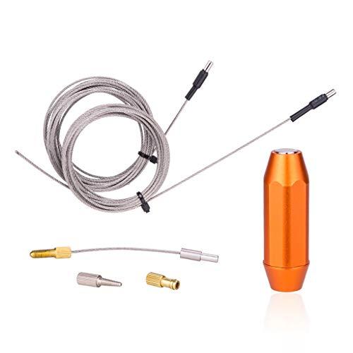 1 juego de herramientas de enrutamiento de cables para bicicleta, cambio de...