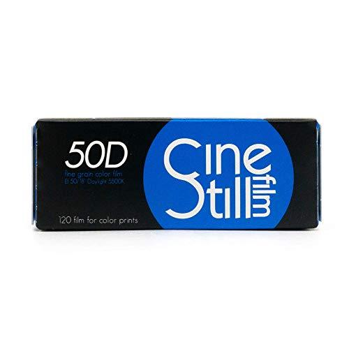 サンアイ Cinestill 50D カラーネガフィルム 120サイズ CS5001