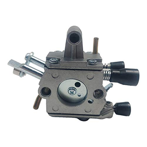 prasku Heavy-duty Metal Carburetor Fits STIHL FS450 FS480 SP400 SP450 String Trimmer No 120 0607