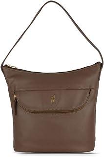Baggit Women's Hobo Handbag (Beige)
