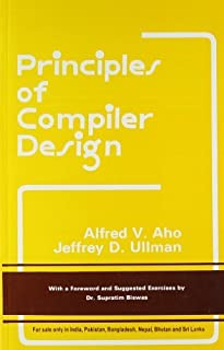 Principles of Compiler Design by Ullman Aho (2002-05-04)