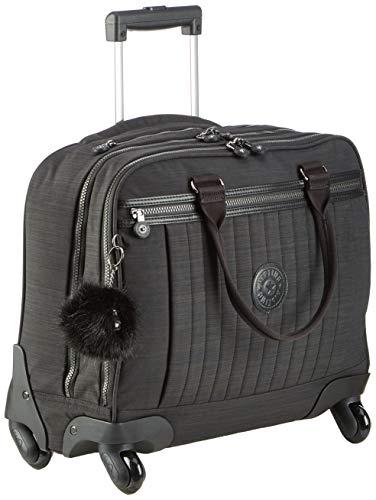 Kipling NETSIA Hand Luggage, 44 cm, 20 liters, Black (True Dazz Black)