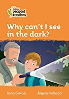 Level 4 – Why can't I see in the dark? (Collins Peapod Readers)
